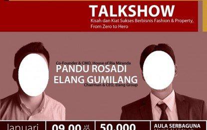 Open House Kpmi Bogor Dan Talkshow 19 Januari 2014
