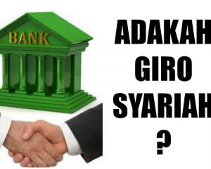 Al-Hisab Al-Jari, Giro yang Syar'i