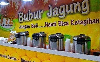 """aceh Jezz Bubur"" Sukses Tanpa Riba"