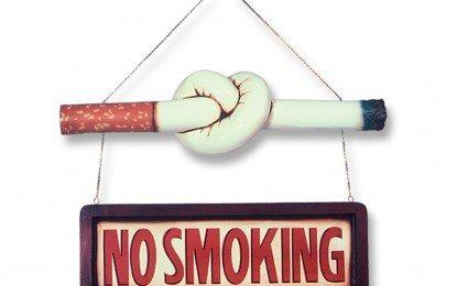 Bertobat Dari Merokok
