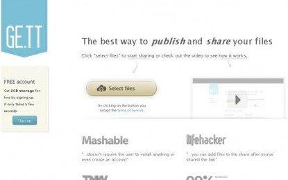 Ge.tt: Cara Mudah Berkirim Berkas Digital Gratis Tanpa Daftar!