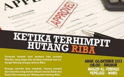 "Kajian Islami Motivasi Bisnis ""ketika Terhimpit Hutang Riba"" – Sidoarjo, Jawa Timur"