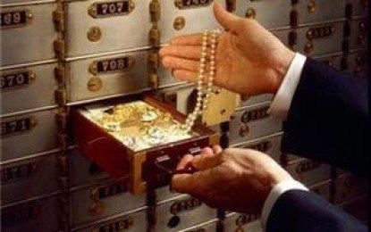 Layanan Safe Deposit Box