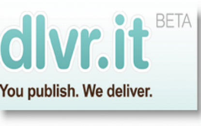 Memantau Statistik Rss Feed Situs/blog Perusahaan Di Akun Social Network Anda Via Dlvr.it