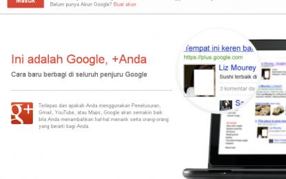 Membuat Google+ Page Untuk Bisnis