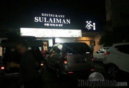 restoran muslim cina