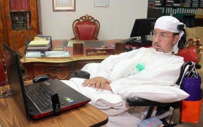 Sulthon Al'Idhel, Pria Lumpuh yang Mengelola Ribuan Karyawan dengan Matanya