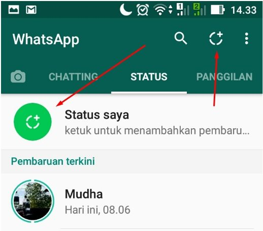 pembahuruan whatsapp