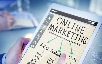 Strategi dan Taktik Online Marketing