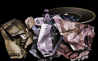 Bisnis Hancur dari Modal Bank, Gali Lubang-Tutup Lubang